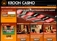 Kroon casino live
